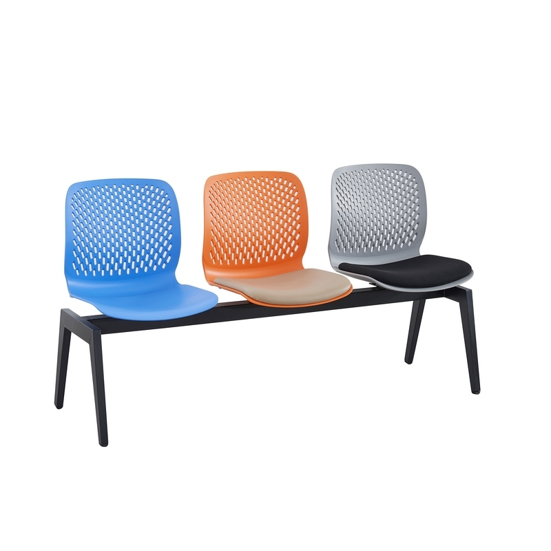 YZ599-8 3 seats chair
